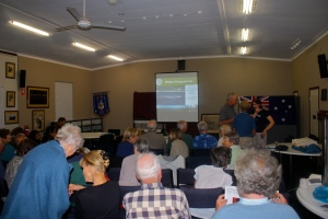 Talk at Busselton Naturalists Club