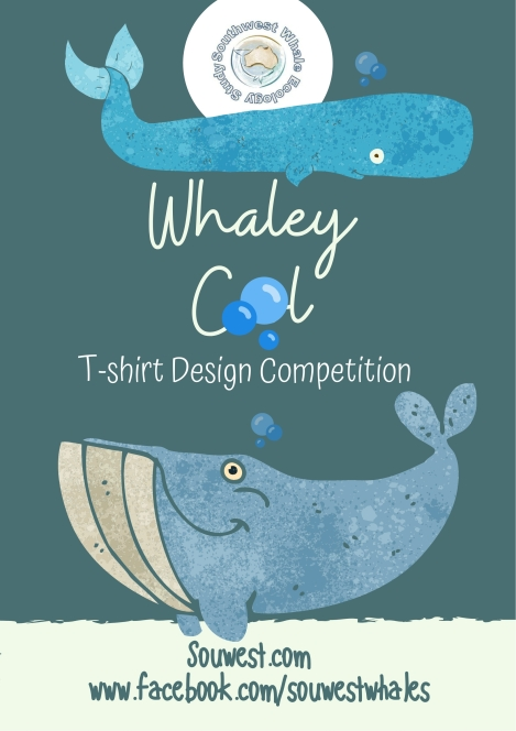 Whaley cool t-shirt competition-FLYER
